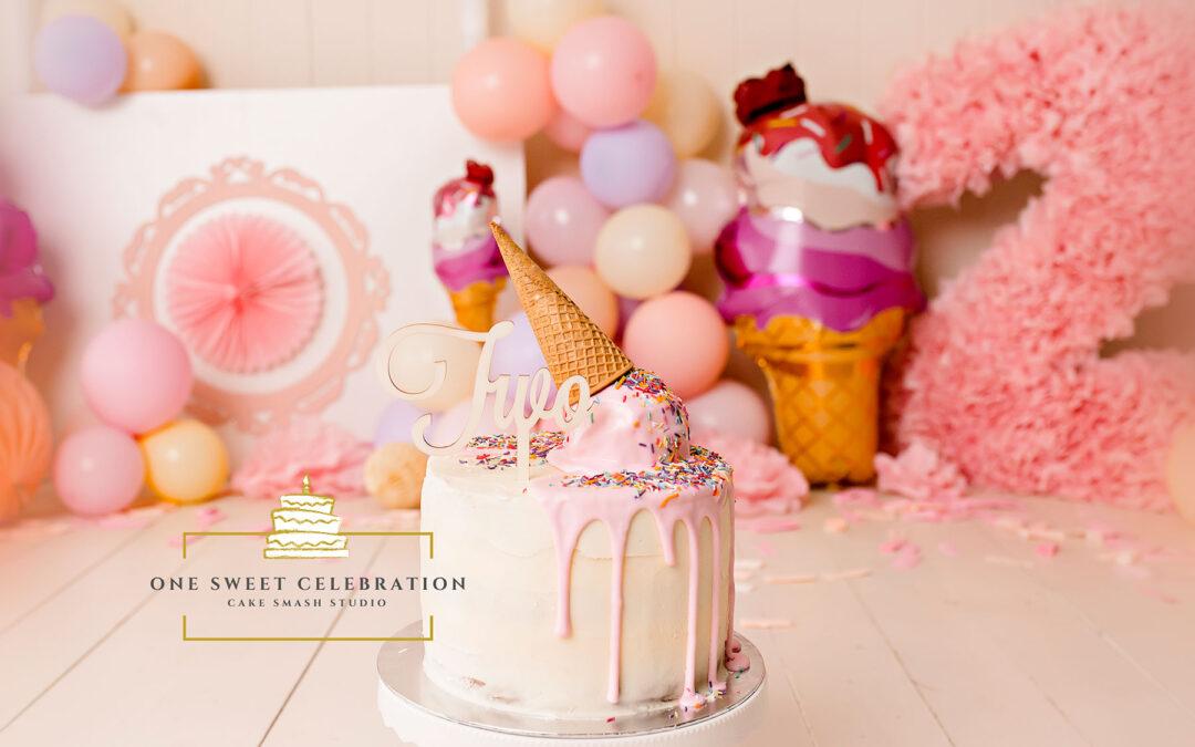 Two Sweet – Brisbane cake smash photographer