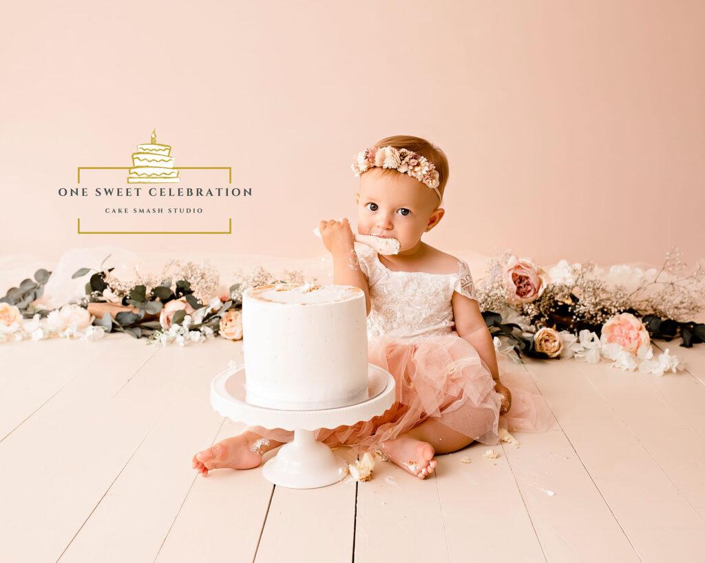 Gold coast cake smash photographer
