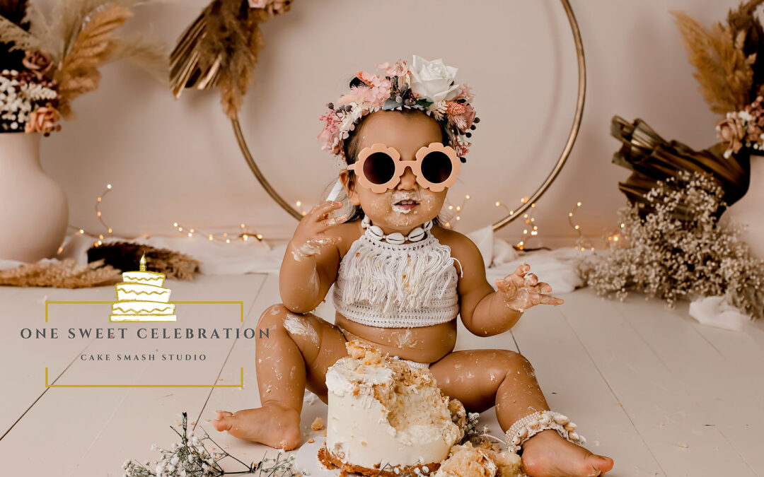Gold Coast Cake Smash Photographer –